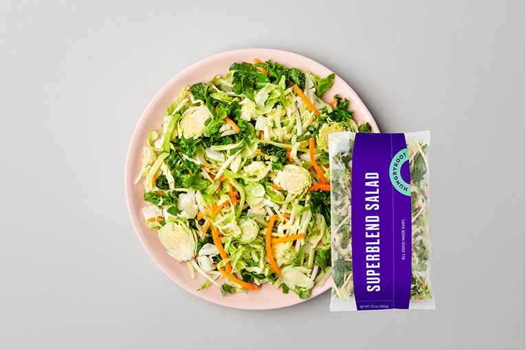 Superblend Salad, a product in the Fresh-Cut Vegetables category