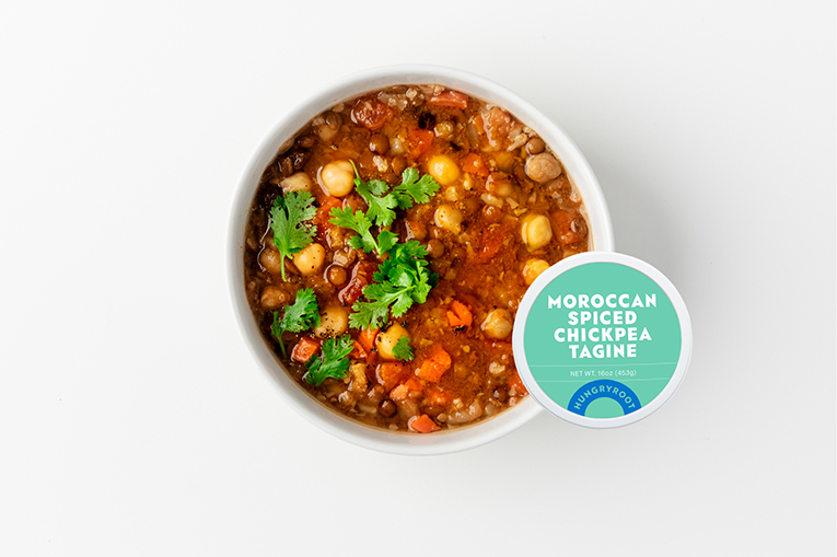 Moroccan Spiced Chickpea Tagine, a product in the Ready-to-Eat category