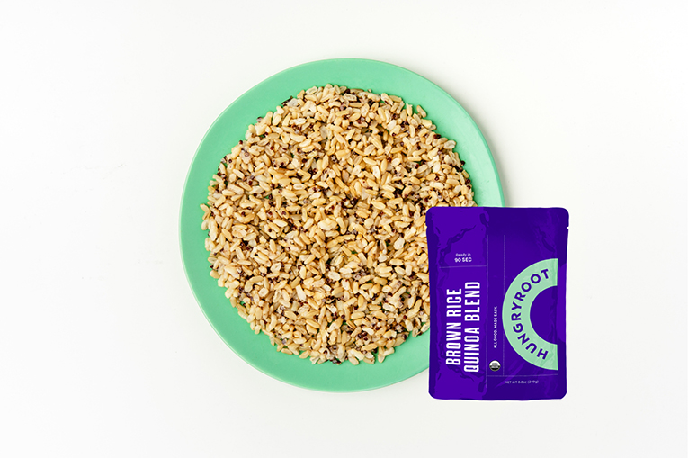 Brown Rice Quinoa Blend, a product in the Grains & Pastas category