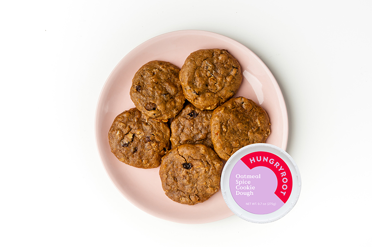 Oatmeal Spice Cookie Dough, a product in the Sweets category