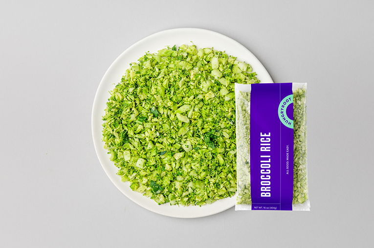 Broccoli Rice, a product in the Fresh-Cut Vegetables category