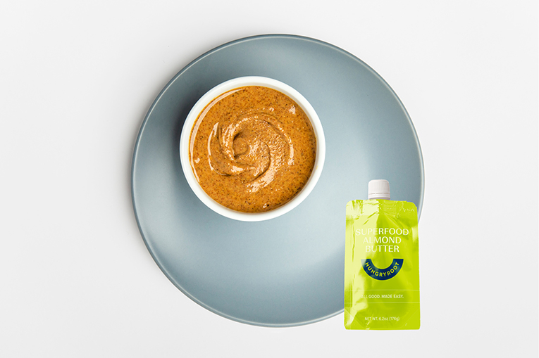 Superfood Almond Butter, a product in the Jazzy Extras category