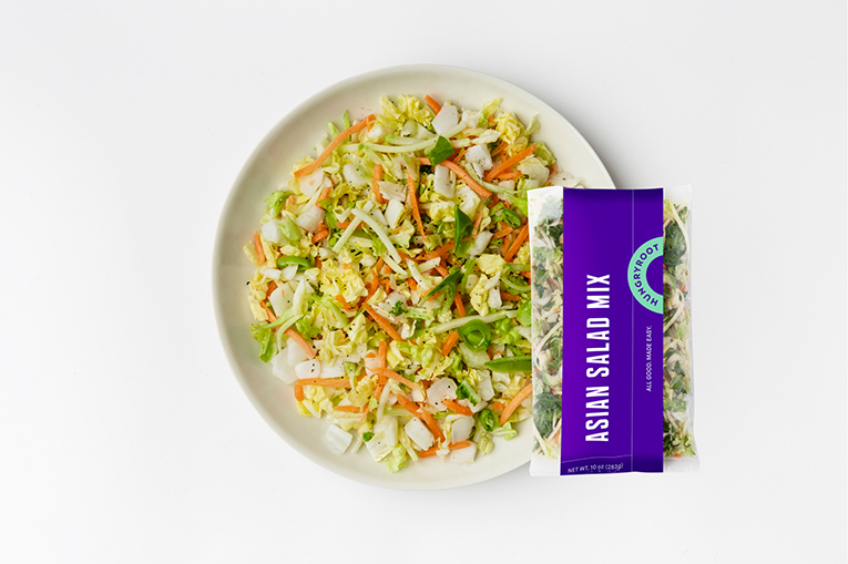 Asian Salad Mix, a product in the Fresh Vegetables category