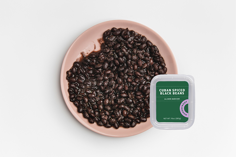 Cuban Spiced Black Beans, a product in the Proteins category